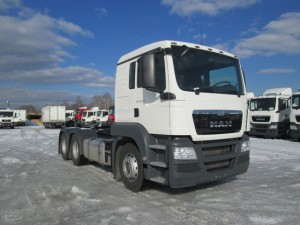 3. MAN TGS 26.440 6x4 BLS-WW
